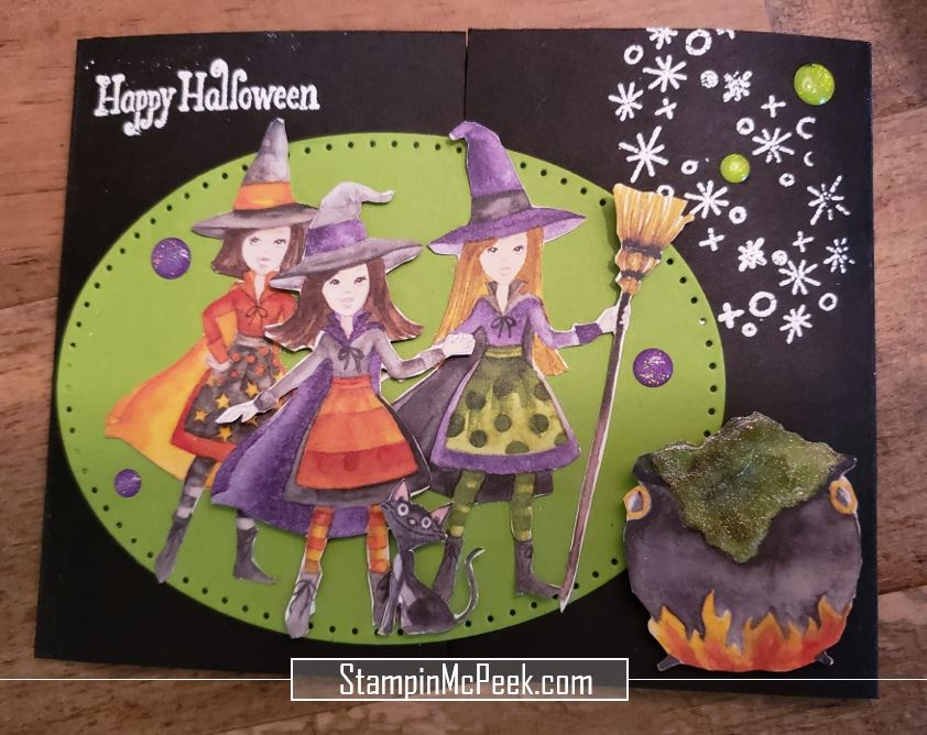 Witches Front 1